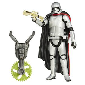 "HASBRO Star Wars The Force Awakens 4"" Action Figure Captain Phasma"