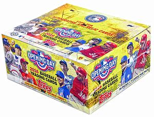 2016 MLB Opening Day Baseball Hobby Box