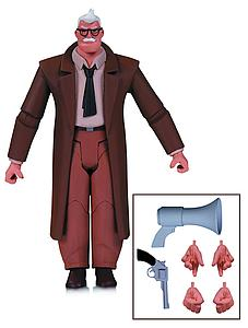 Batman The Animated Series: Commissioner Gordon