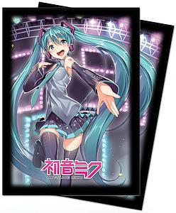 Deck Protectors Hatsune Miku Thank You 50 Standard Sized Card Sleeves
