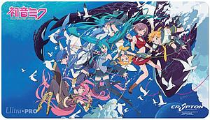 Vocaloid Play Mat: Hatsune Miku & Friends in Ocean