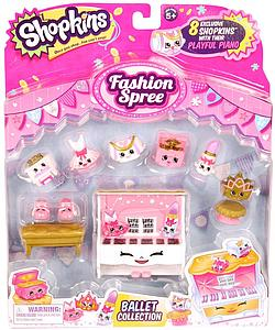 Shopkins Season 3 Figure: Fashion Spree Ballet Collection