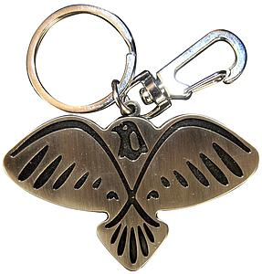 Assassin's Creed III Keychain Eagle