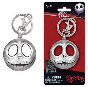 Nightmare Before Christmas: Jack Skellington Smiling