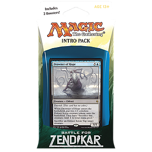 Magic the Gathering: Battle for Zendikar - Intro Deck: Swarming Instinct