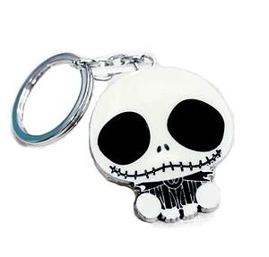 Nightmare Before Christmas Keychain Jack (Chibi)