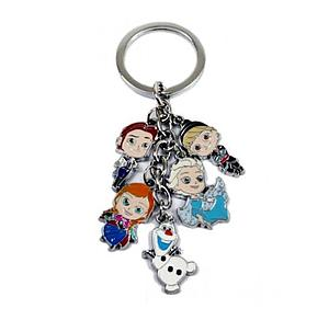 Frozen Keychain Characters