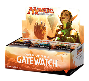 Magic the Gathering: Oath of the Gatewatch - Booster Box