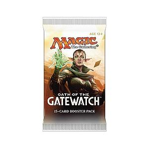 Magic the Gathering: Oath of the Gatewatch - Booster Pack