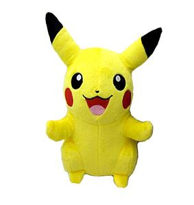 "Pokemon Plush Pikachu Happier than Usual (13"")"