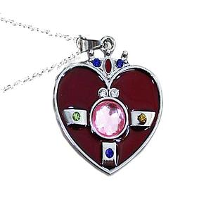 Sailor Moon Necklace Cosmic Heart