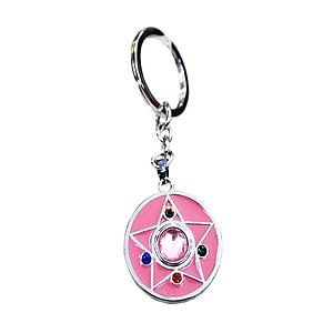 Sailor Moon Keychain Crystal Compact
