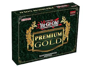 YuGiOh Trading Card Game Premium Gold 1: The King of Bling Mini Box