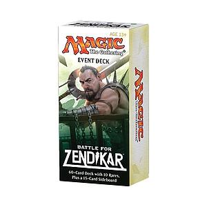 Magic the Gathering: Battle for Zendikar - Event Deck
