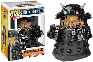 Pop! Television Doctor Who Vinyl Figure Evolving Dalek Sec #275 EB Games / Gamestop Exclusive