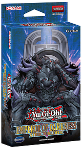 YuGiOh Trading Card Game Structure Deck: Emperor of Darkness