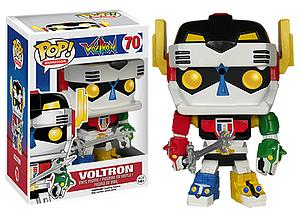Pop! Animation Voltron Vinyl Figure Voltron #70 (Vaulted)