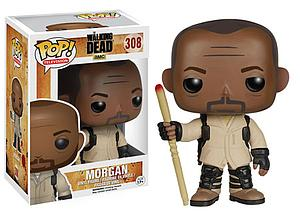 Pop! Television The Walking Dead Vinyl Figure Morgan #308 (Vaulted)