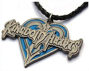 Kingdom Hearts Necklace Logo