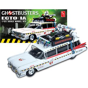 Ghostbusters Ecto-1A (AMT750)