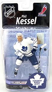 McFarlane NHL Sportspicks Series 25 Phil Kessel (Toronto Maple Leafs) White Jersey Collector Level Bronze