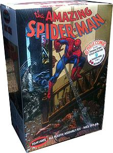 "The Amazing Spider-Man Model Kit (10"")"