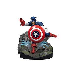 "Captain America Model Kit (10"")"
