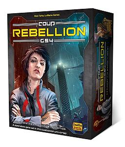 Coup Rebellion G54