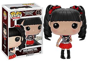 Pop! Rocks Babymetal Vinyl Figure Moametal #45 (Retired)