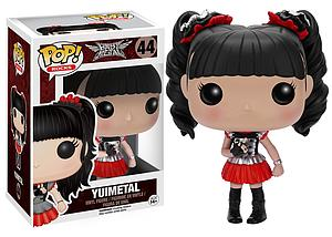 Pop! Rocks Babymetal Vinyl Figure Yuimetal #44 (Retired)