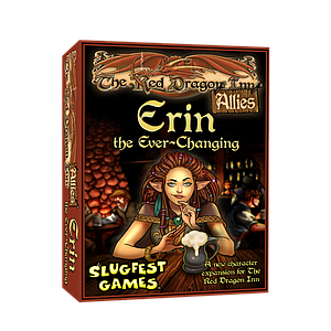 The Red Dragon Inn Allies Erin the Ever-Changing