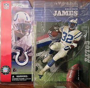 NFL Sportspicks Series 1: Edgerrin James (Indiannapolis Colts)