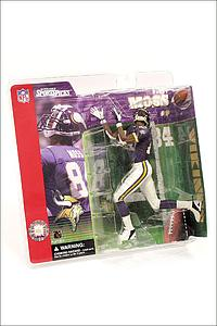 NFL Sportspicks Series 1: Randy Moss Clean Chase (Minnesota Vikings)
