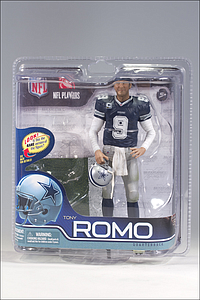 NFL Sportspicks Series 29: Tony Romo Bronze Collector Level (Dallas Cowboys)