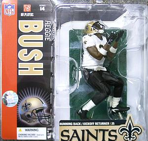 NFL Sportspicks Series 14: Reggie Bush Variant (New Orleans Saints)