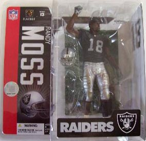 NFL Sportspicks Series 13: Randy Moss (Oakland Raiders)