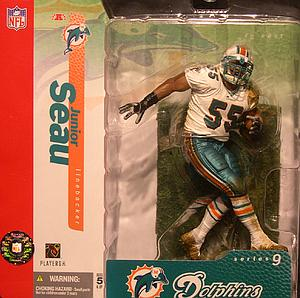 NFL Sportspicks Series 9: Junior Seau (Miami Dolphins)