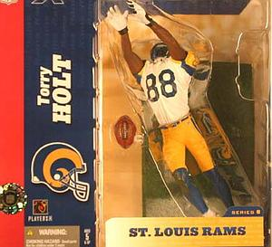 NFL Sportspicks Series 8: Terry Holt Variant (St. Louis Rams)