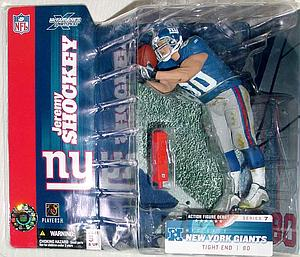 NFL Sportspicks Series 7: Jeremy Shockey (New York Giants)