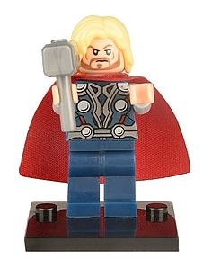 Marvel Comics SuperHeroes Minifigure: Thor (ML-210)