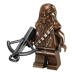 Star Wars Minifigure: Chewbacca [Ewok Village] (SW-26)