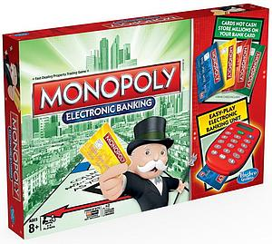 Monopoly Electronic Banking (Bilingual Version)