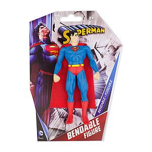NJ Croce DC Comics Bendable Figure Classic Superman