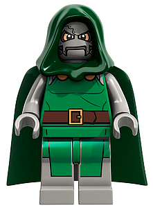 Marvel Comics SuperHeroes Minifigure: Doctor Doom
