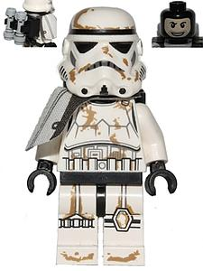 Star Wars Minifigure: Sandtrooper
