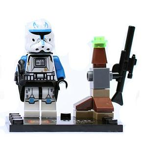 Star Wars Minifigure: Captain Rex