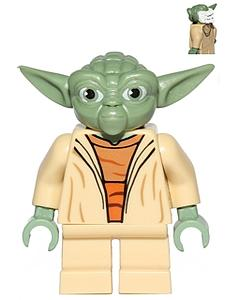 Star Wars Minifigure: Yoda (SW-125)