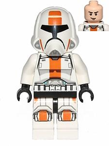 Star Wars Minifigure: Republic Trooper (SW-100)