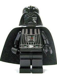 Star Wars Minifigure: Darth Vader (SW-40)