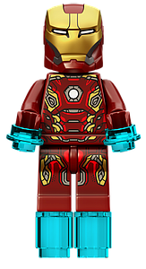 Marvel Comics SuperHeroes Minifigure: Iron Man Mark XLV